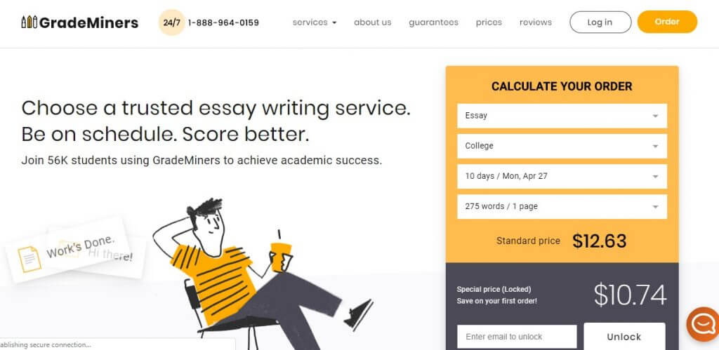 GradeMiners Review