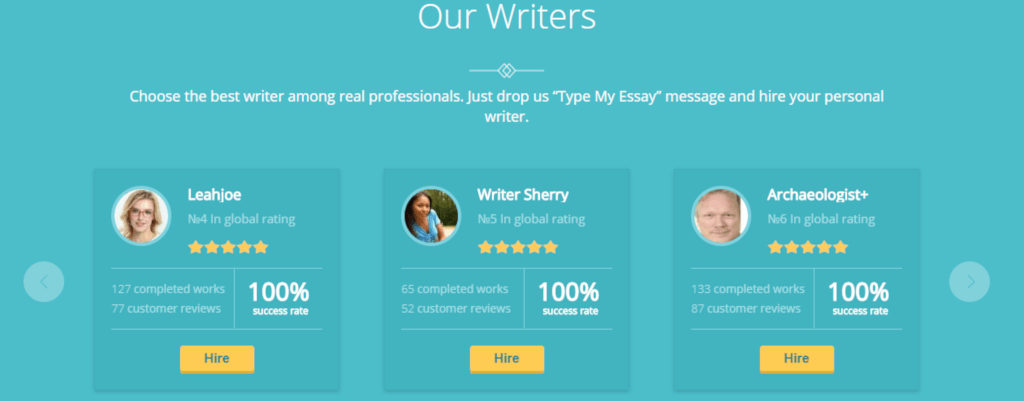 TypeMyEssays Writers Review
