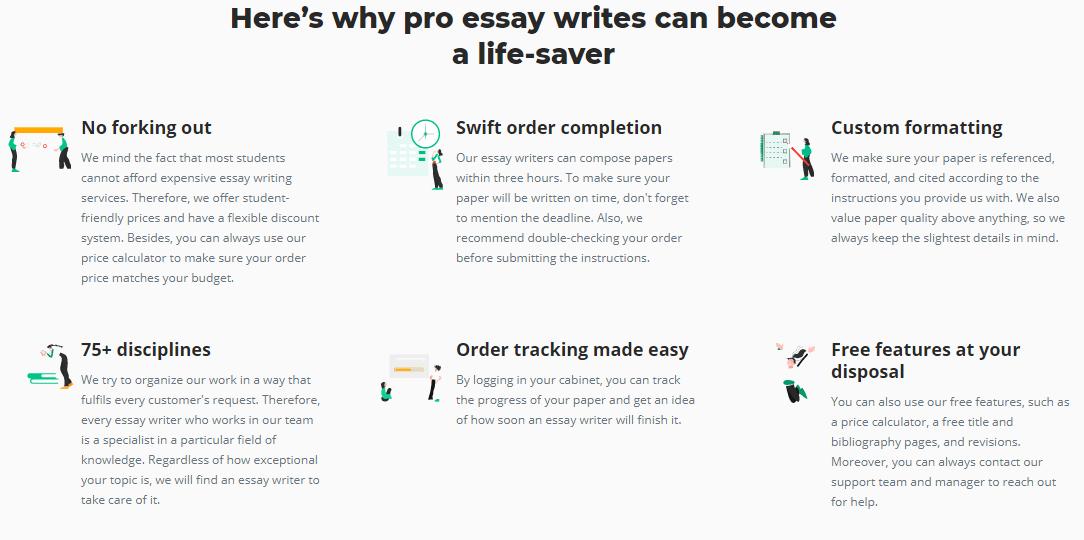 HandMade Writing Features