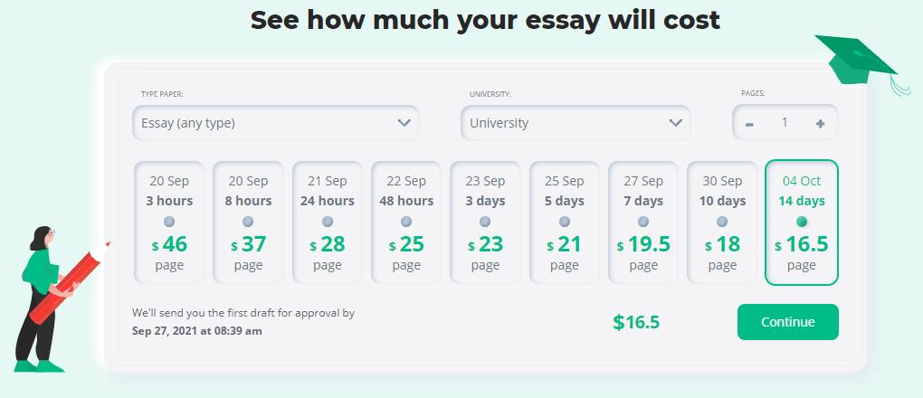 HandMade Writing prices