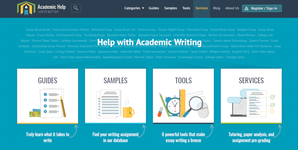 Expert Review Of AcademicHelp.net